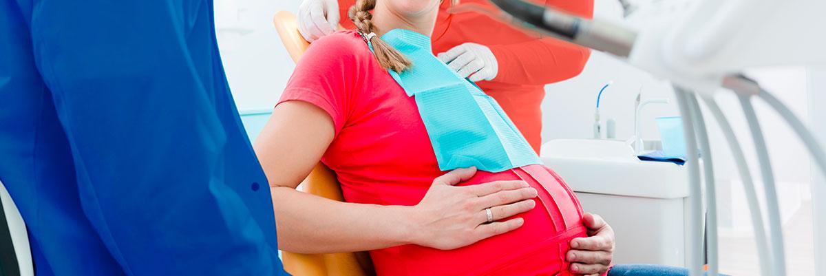 dentiste enceinte