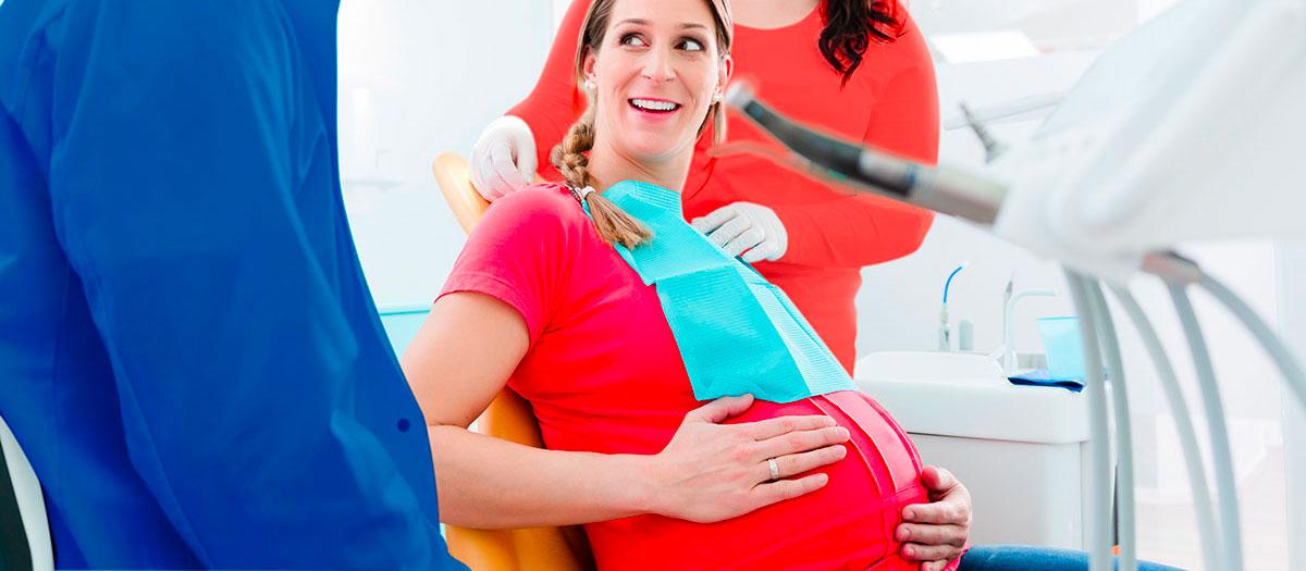 soins dentaires enceinte