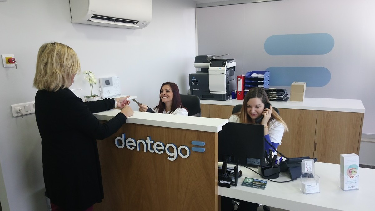 acceuil centre dentaire dentego saint raphael