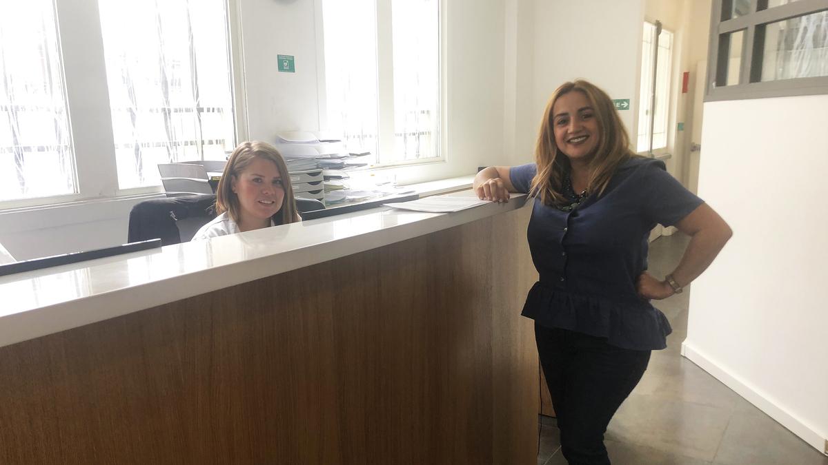 Accueil et responsable centre dentaire Paris 10