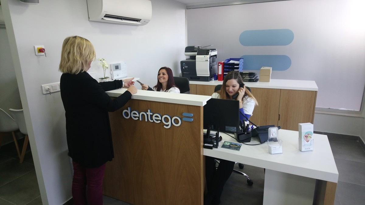accueil centre dentaire dentego