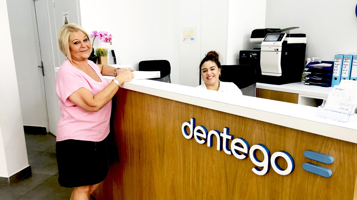 Accueil centre dentaire Lyon Saxe Gambetta Dentego
