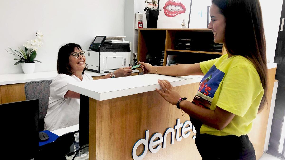 accueil du centre dentaire paris 11 dentego