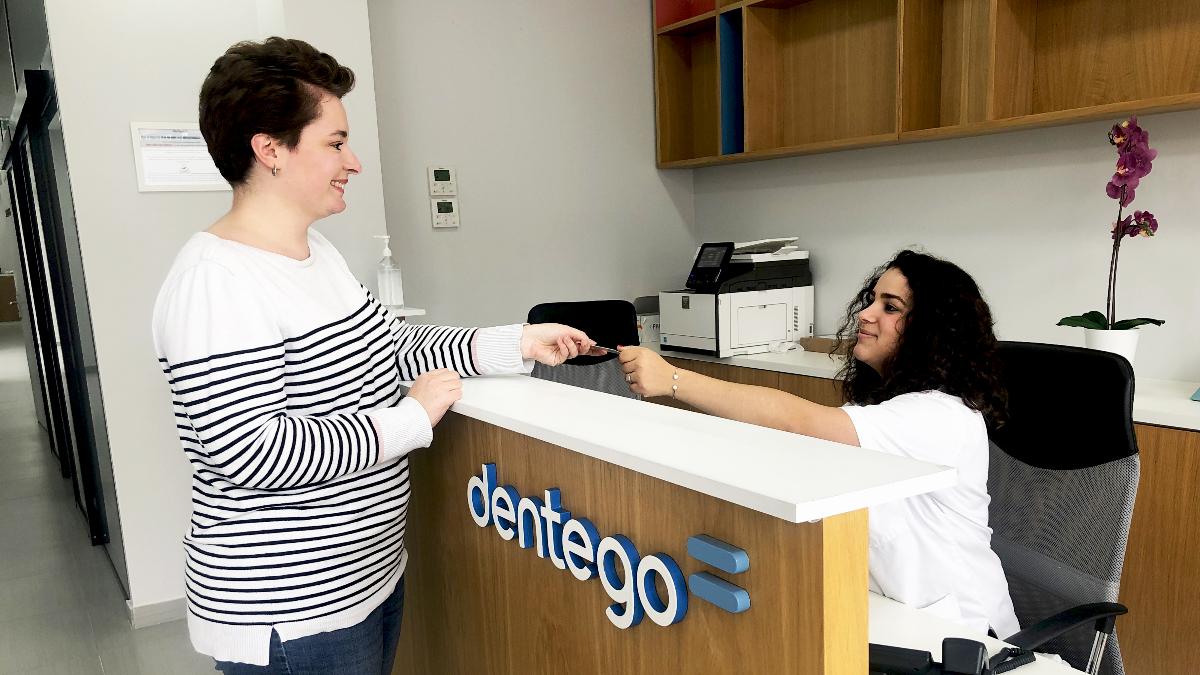 accueil centre dentaire tourcoing Dentego