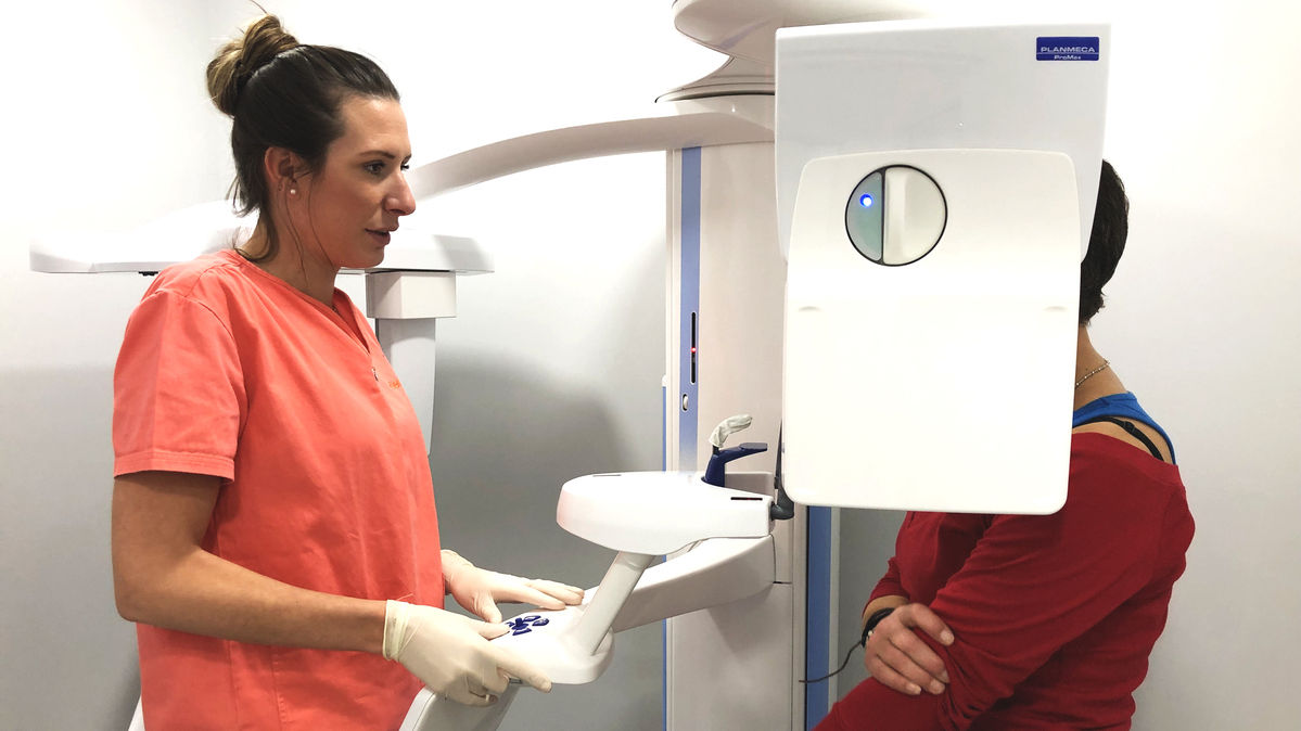 Radio dentaire cabinet dentaire lille Dentego