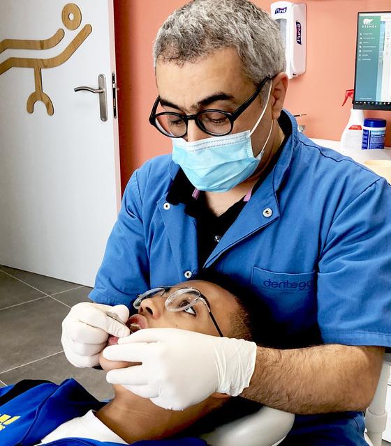 Offre emploi orthodontiste
