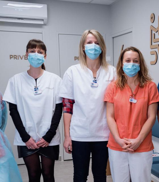 offre emploi secrétaire médicale dentego