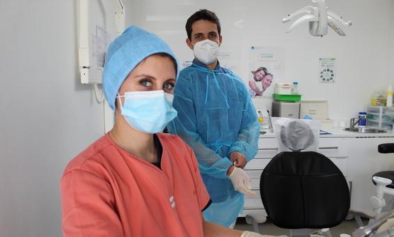 assistante dentaire dentego