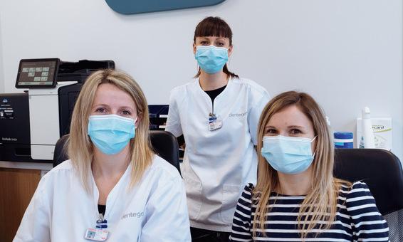 Secrétaire médical dentego